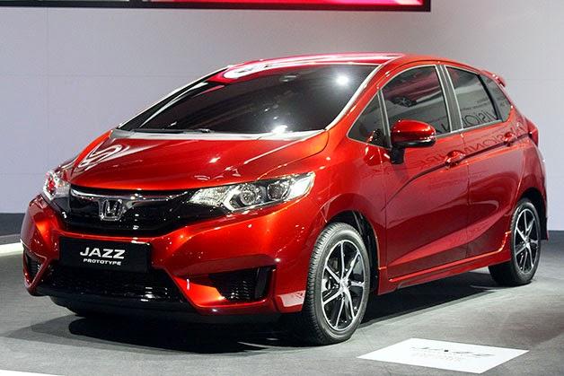 Spesifikasi dan Harga New Honda Jazz Generasi Ketiga