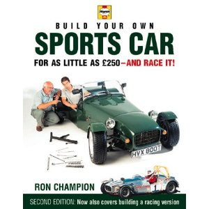 Lotus Seven Locost Build Your Own Sports Car
