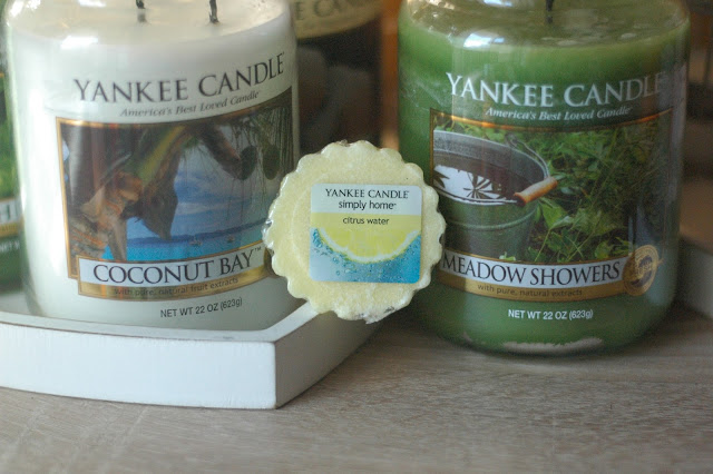 Yankee Candle - Citrus Water