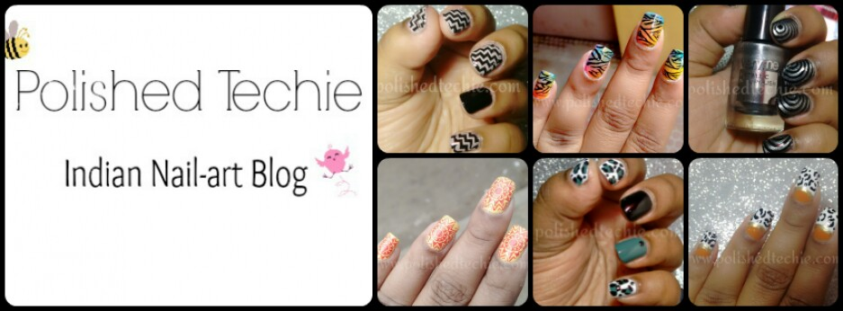 Polished Techie | Indian Nail Art Blog