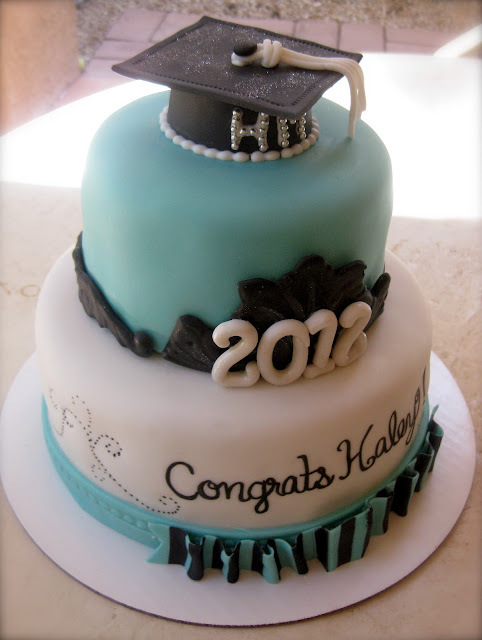 More Graduation Cakes!!