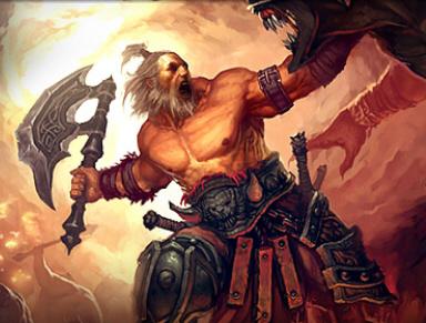 Barbarian Builds Diablo  Ww