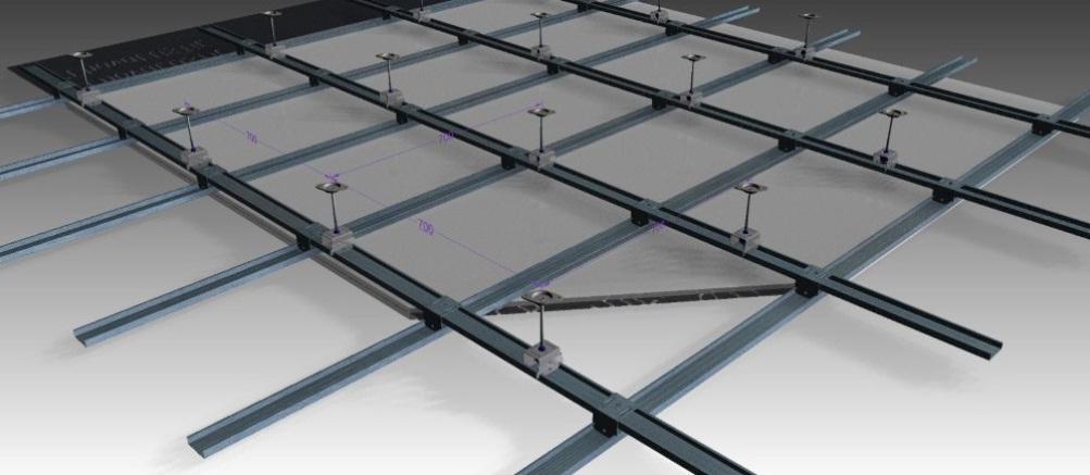 Ac stica arquitect nica y medioambiental c mo insonorizar - Como colocar pladur en techo ...