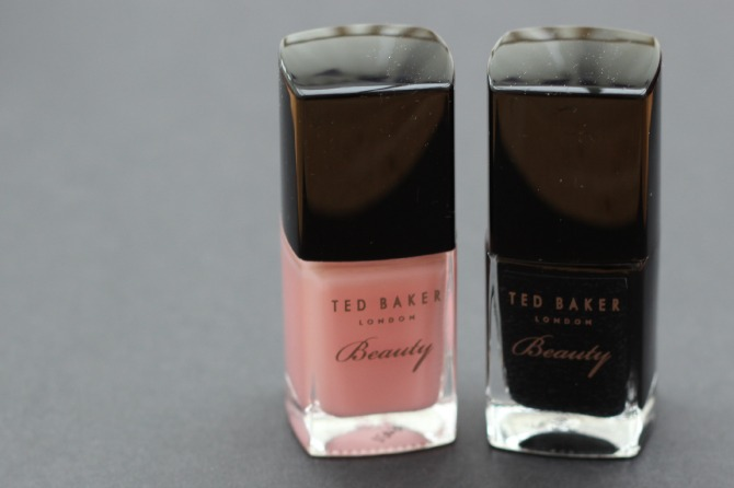 Ted Baker nail polishes