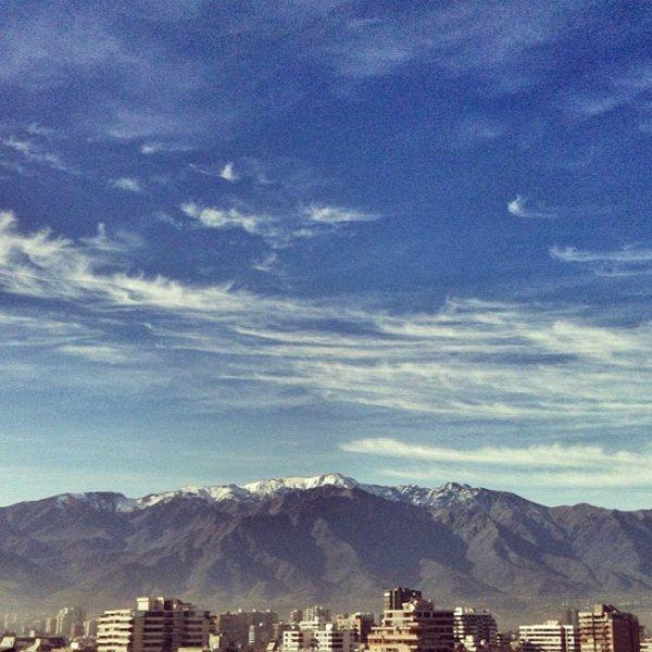 Santiago de Chile Andes Pablo Lara H