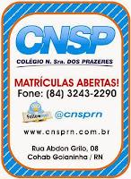 CNSP - GOIANINHA-RN