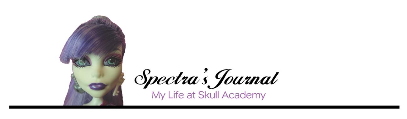 Spectra's Journal