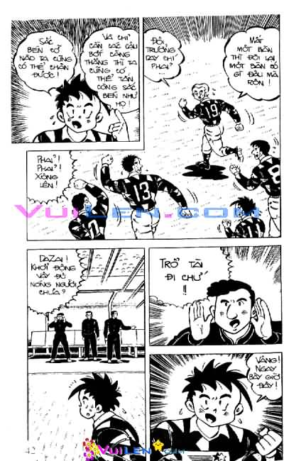 Jindodinho - Đường Dẫn Đến Khung Thành III  Tập 40 page 42 Congtruyen24h