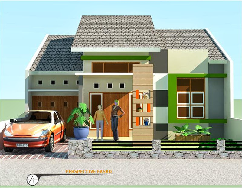 share on tweet di 17 10 label fasad rumah type rumah
