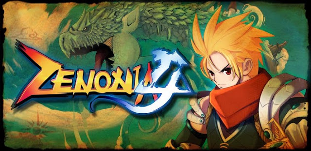 Download ZENONIA 4 Apk v1.1.4 Unlimited Gold/Zen