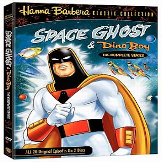Hanna-Barbera Space Ghost