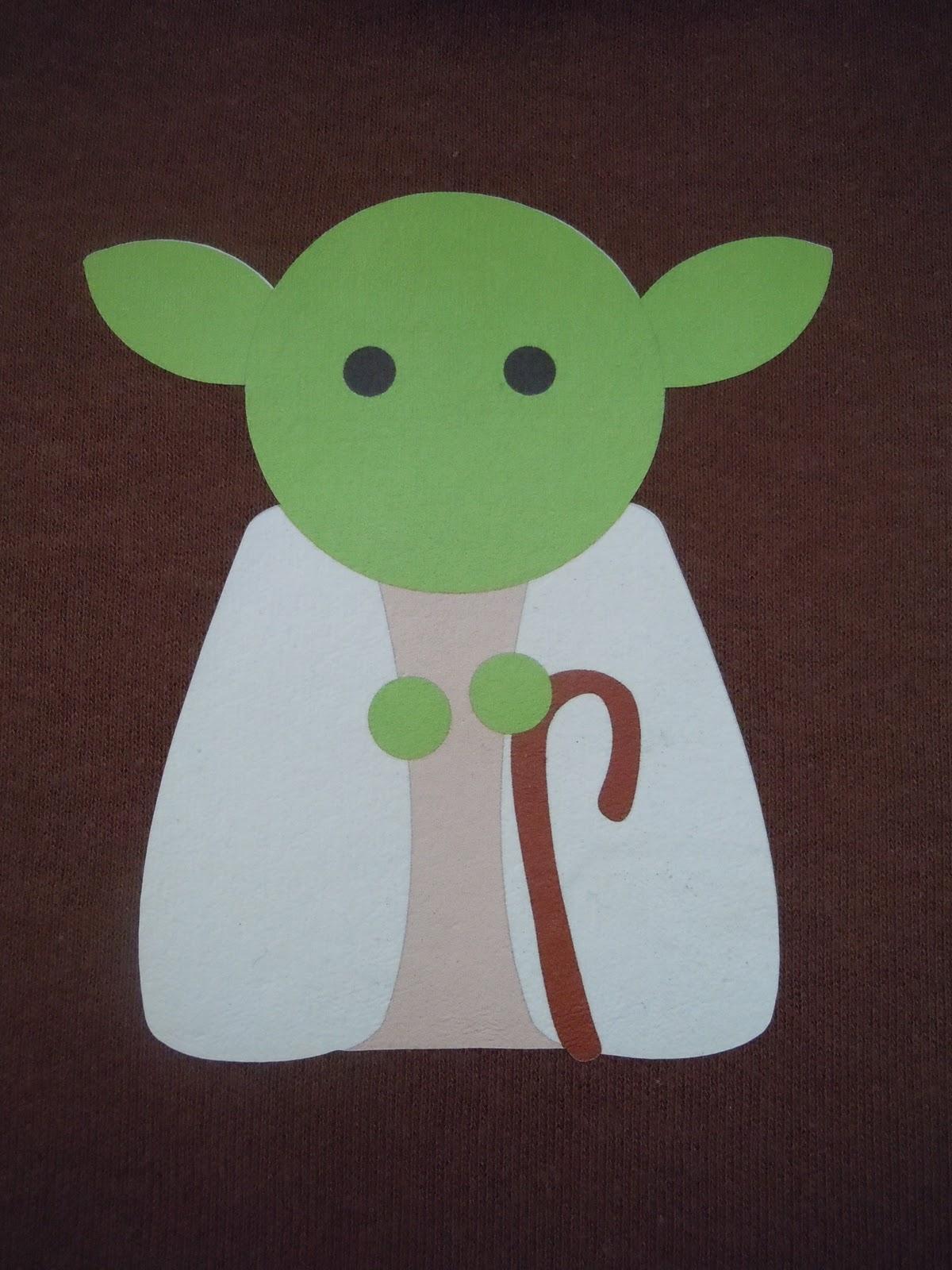 cute Yoda didn t know ...