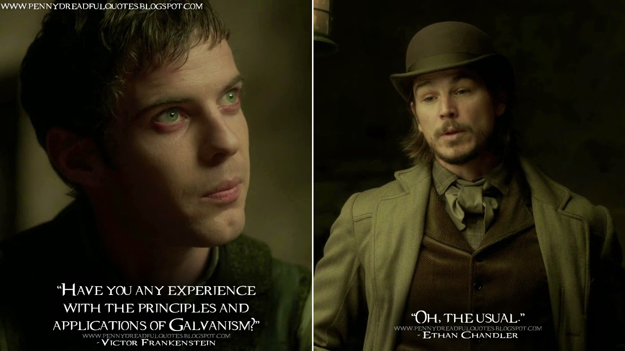 Victor Frankenstein Quotes Victor Frankenstein Have You Any Experience With The Principles