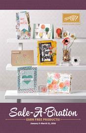 New Sale-a-bration Catalog