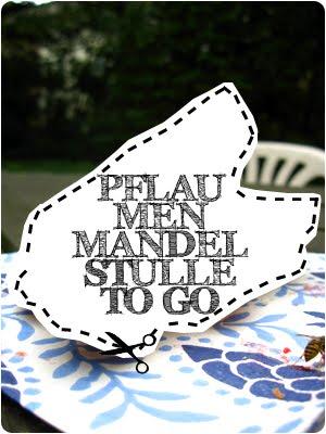 Pflaumen Mandel Stulle To Go