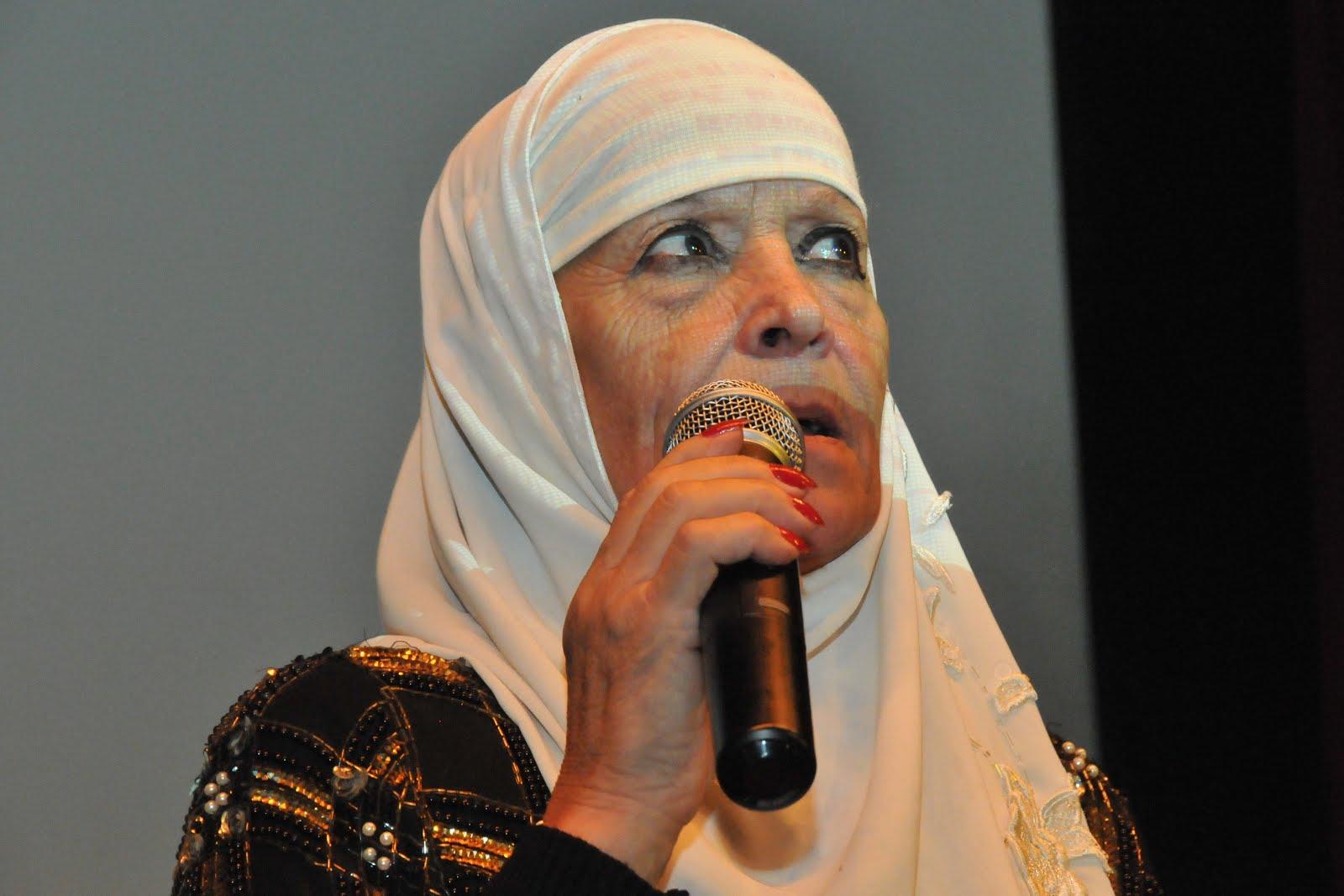 FAIZA YAHIA LIDER DE LA MUJER ISLAMICA