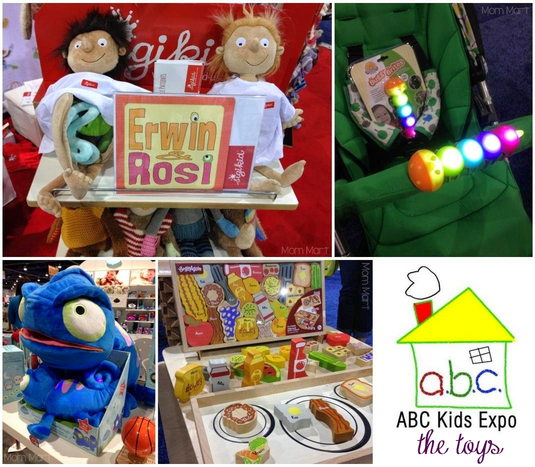 ABC Kids Expo 2014 The Toys of #ABCKids14