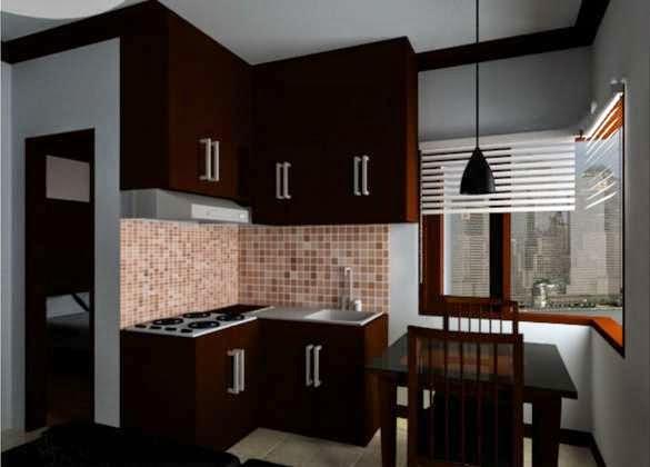 desain dapur minimalis 8