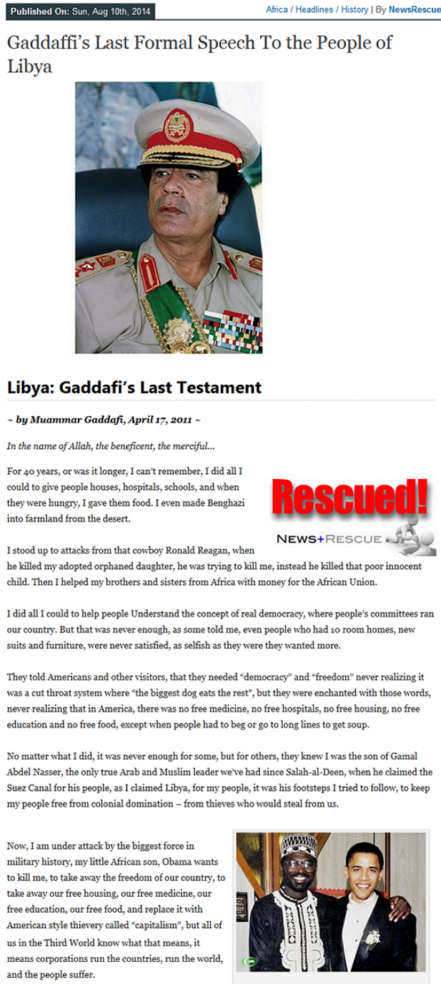 http://newsrescue.com/gaddaffis-last-formal-speech-people-libya/