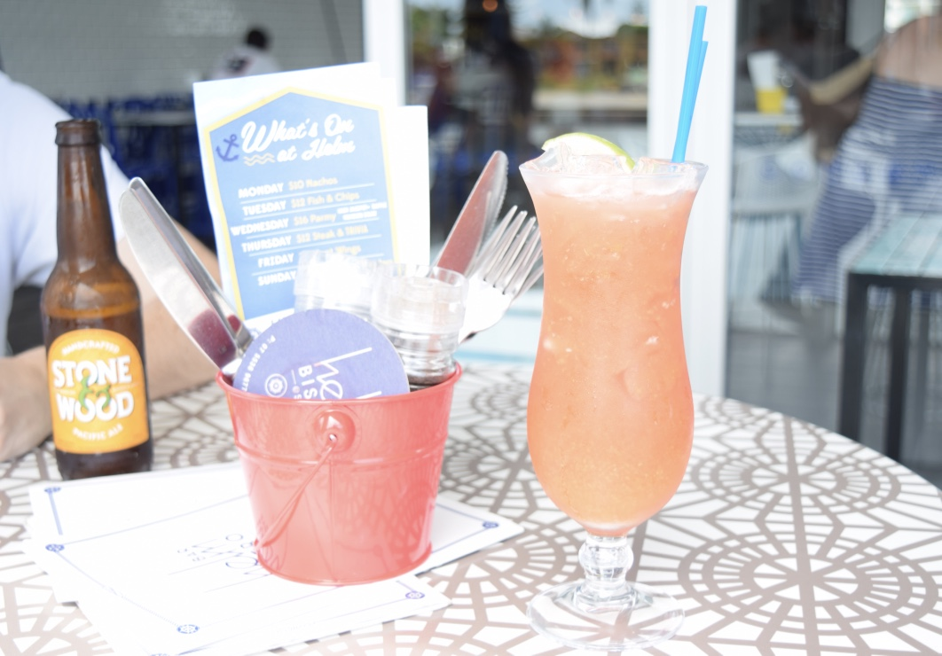 Helm Bar Cocktail