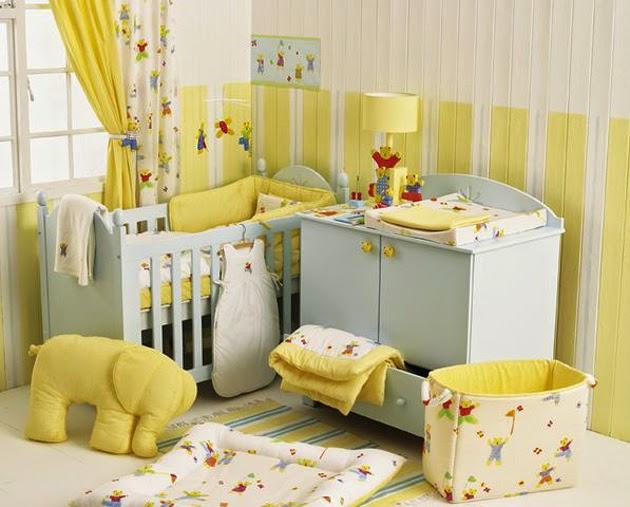 Habitación bebés decoración infantil