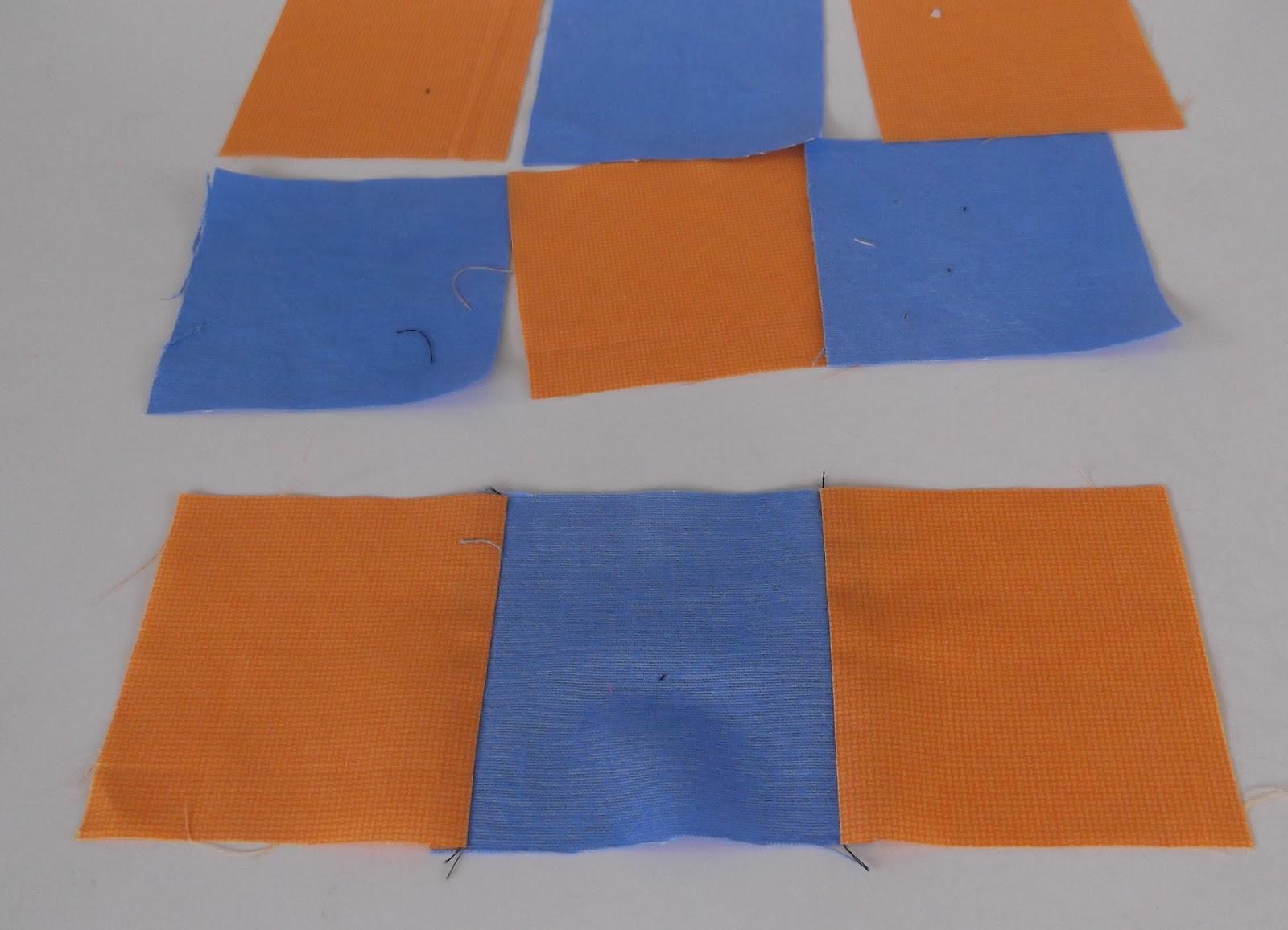 μαθήματα patchwork, οδηγίες γia patchwork
