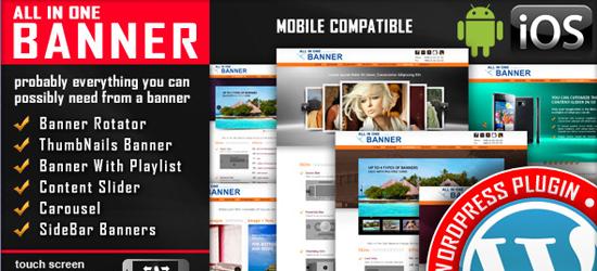 Cara Buat Banner Rotator Content Slider di WordPress v3.5
