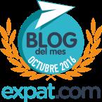 Blog del Mes en Expat.com