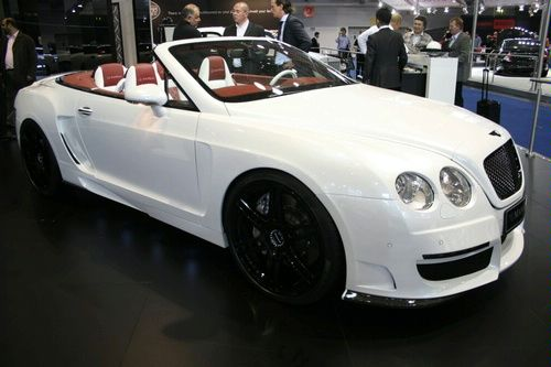 Bentley Continental GTC đầy tinh tế