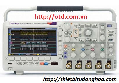 máy hiển thị sóng tektronix MSO2022B