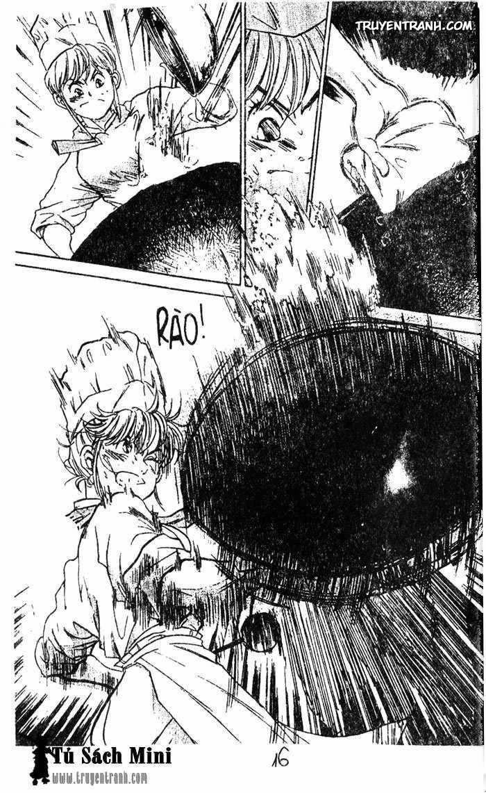 Đầu bếp siêu đẳng (Iron Wok Jan) Chapter 1 - Trang 10