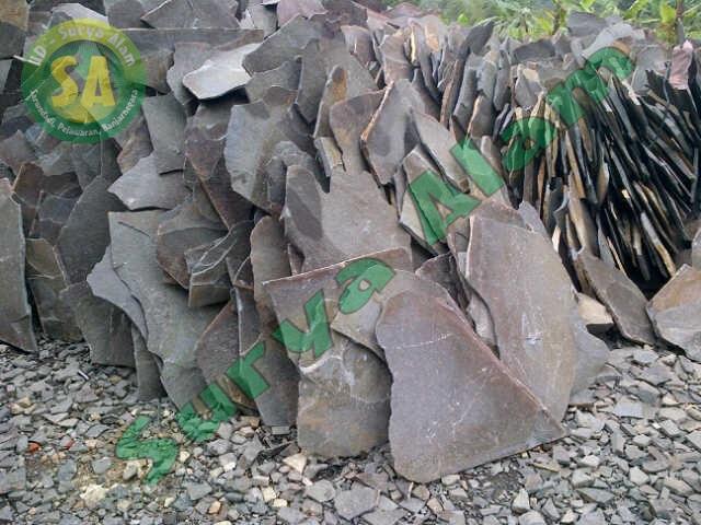 Batu Lempeng / Batu Templek