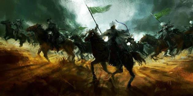 Rahasia Nabi Sabdakan Berlatih Renang-Memanah-Berkuda, Perang Akhir Zaman Senjata Manual