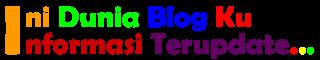 Ini Dunia Blogku