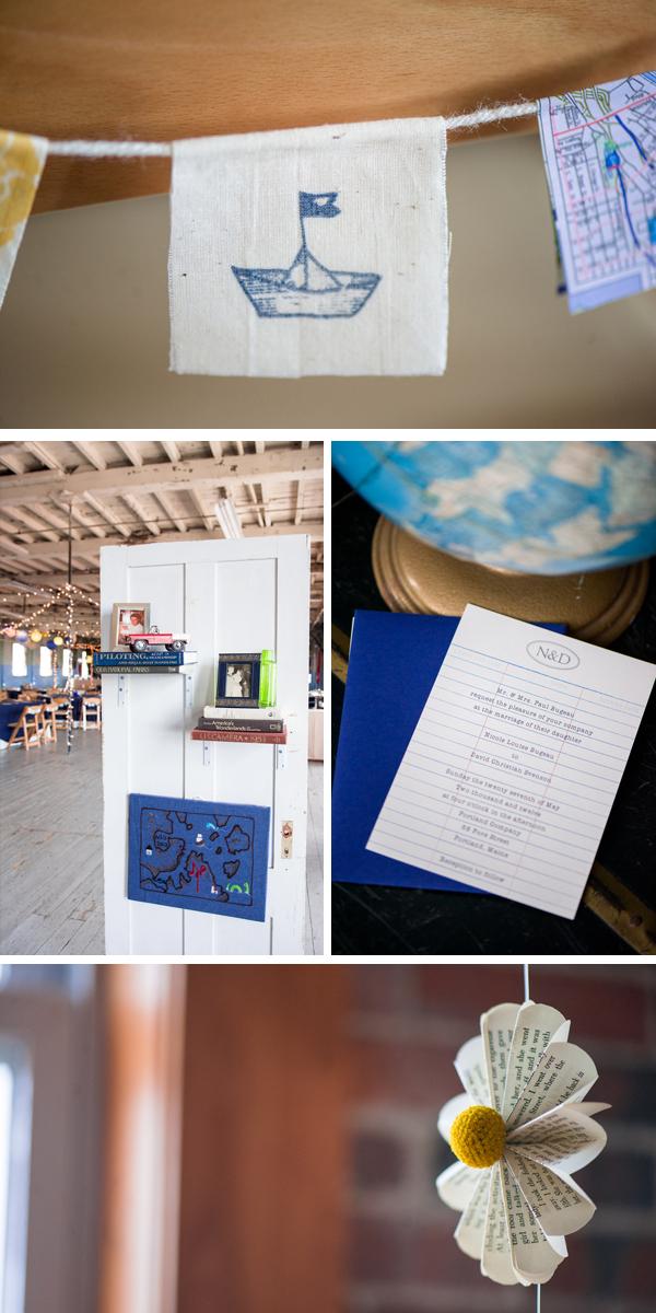 modern DIY Portland Wedding by Stacey Kane