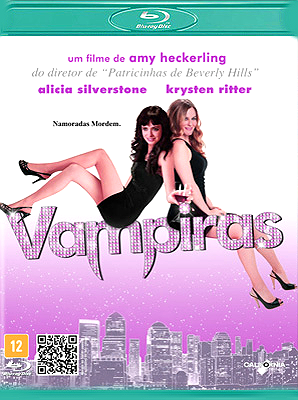 Filme Poster Vampiras BDRip XviD Dual Audio & RMVB Dublado