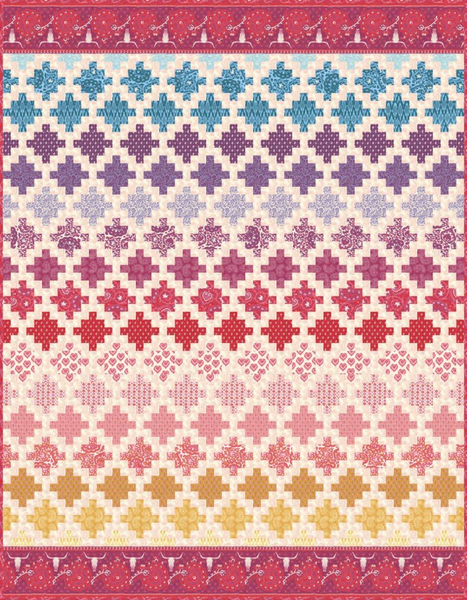 free pattern! Spellbound (click!)
