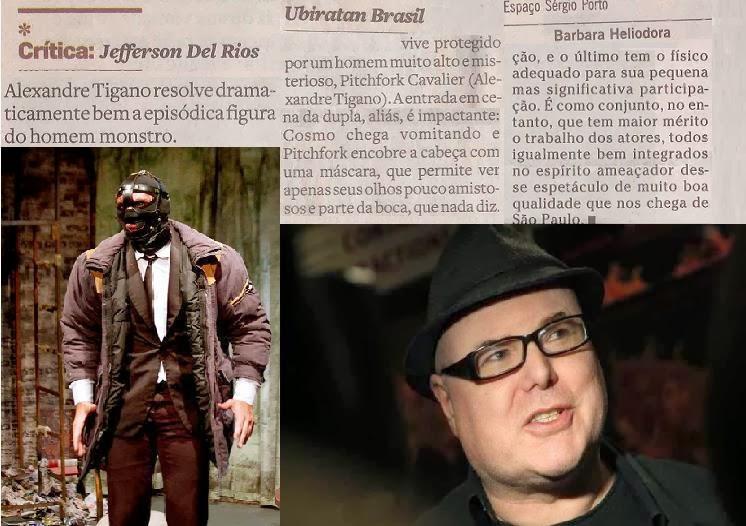 "Alexandre Tigano - ""Disney Killer"" - Ator Alexandre Tigano - A Vida em Jogo"