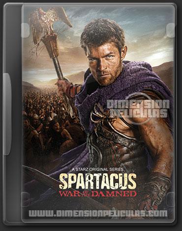 Spartacus War of the Damned Temporada 3 (HDTV Ingles Subtitulada)