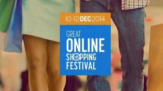 GOSF google online shopping festival 2014