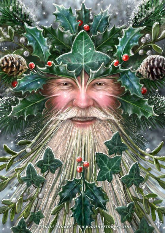 Pagan Christmas Symbols