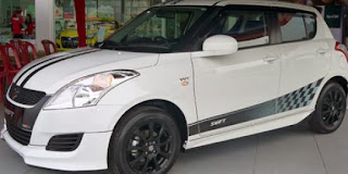 Prediksi Harga Suzuki Swift RR Limited Edition Diluncurkan
