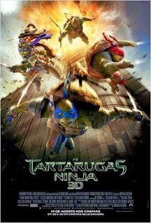 Baixar Filme As Tartarugas Ninja (2014)    Dublado