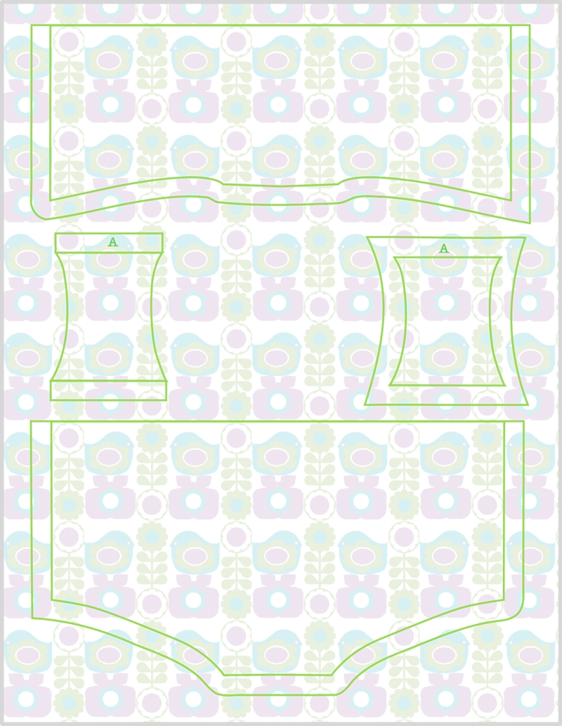 small dreamfactory: Free pattern and tutorial kids underwear (size ...