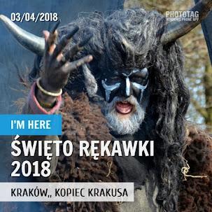 Rękawka 2018 - Kraków, Kopiec Krakusa