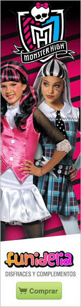 Dizfraces de Monster High
