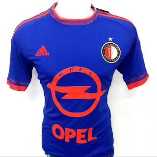 Jersey Feyenoord home terbaru Adidas musim 2015/2016 gambar jersey terbaru musim depan Jersey Feyenoord home terbaru Adidas musim 2015/2016 di enkosa sprot