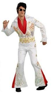 Elvis collector costume