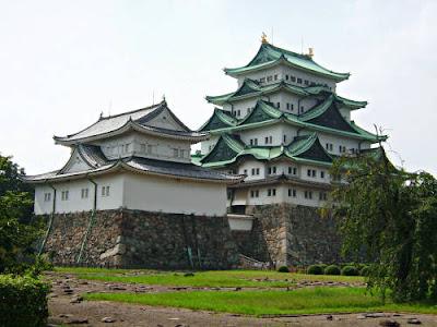nagoya-castle-japan