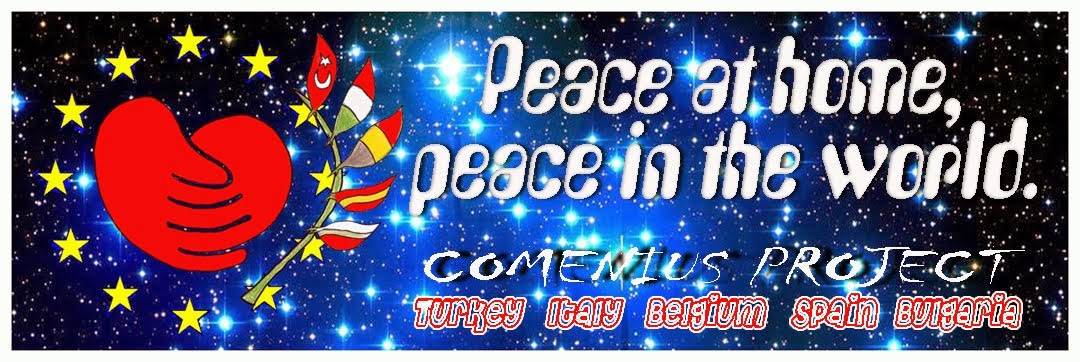 Peace at home, peace in the world
